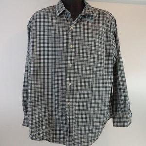 St. John's Bay Men's Casual Shirt XL CL1551 0819